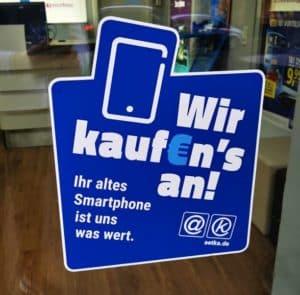 Hier dein gebrauchtes Smartphone verkaufen