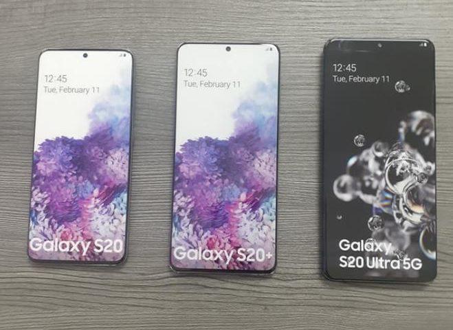 Samsung Galaxy vergleich 659x480 - Die neue Samsung Galaxy S20 Reihe im Vergleich
