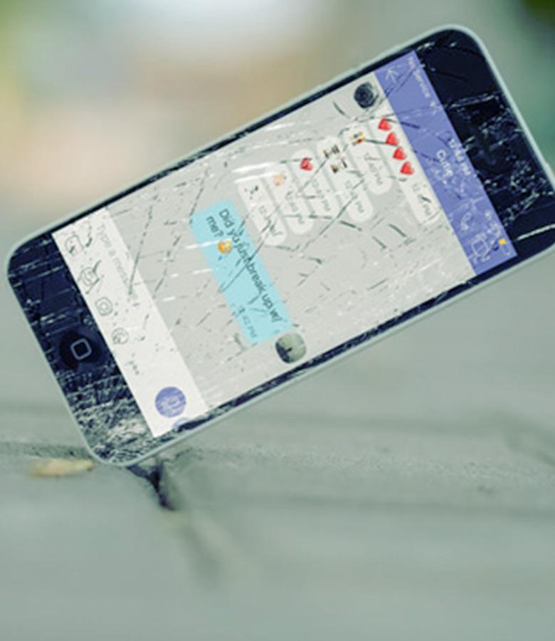 Handy reparieren lassen