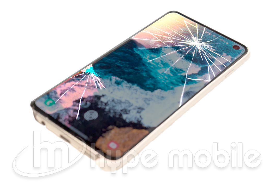 Samsung Display defekt