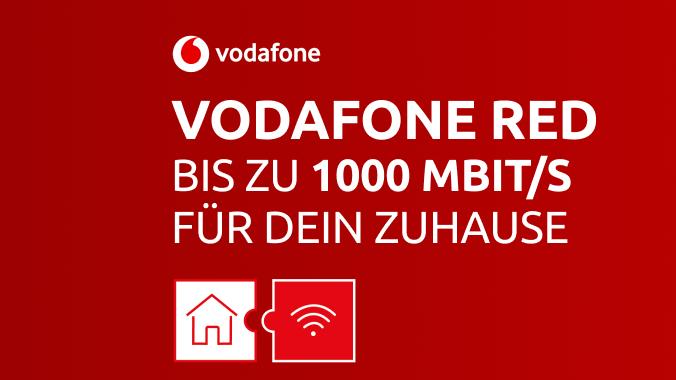 Vodafone Red Angebot